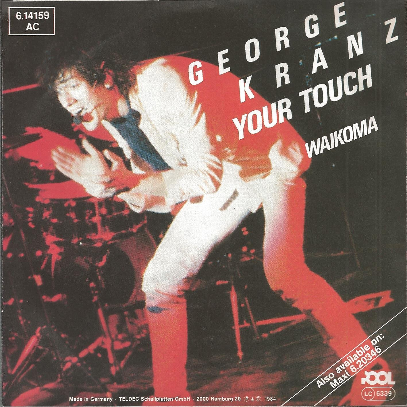 georgekranz your touch